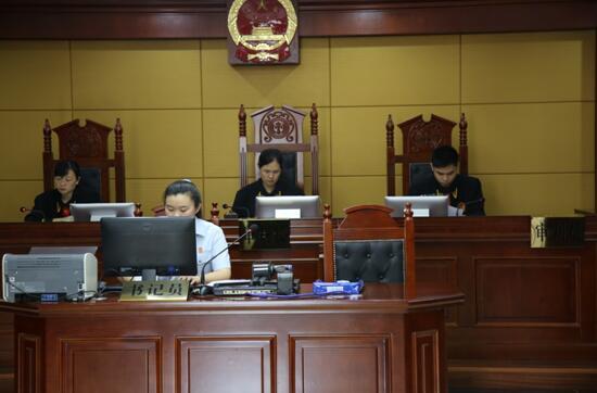 萤丹商标侵权案再开庭贺州市工商局负责人出庭应诉