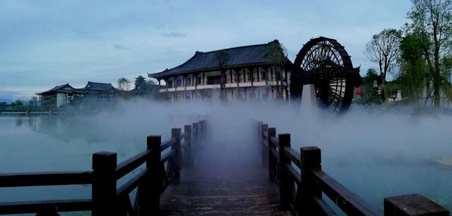 回澜风雨桥,船桥,迎宾桥……总有一款桥梁是你喜欢的style!