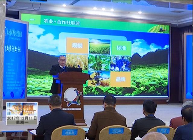 两岸青年交流经验 耕耘农业新未来