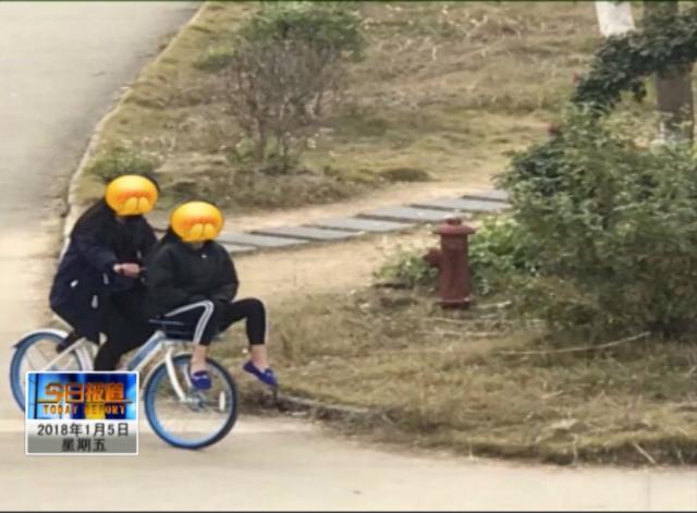 请善待共享单车