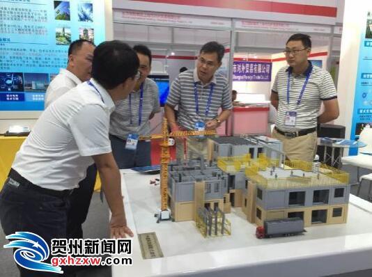 八步区在第十四届中国-东盟博览会上成功签约资金6亿元