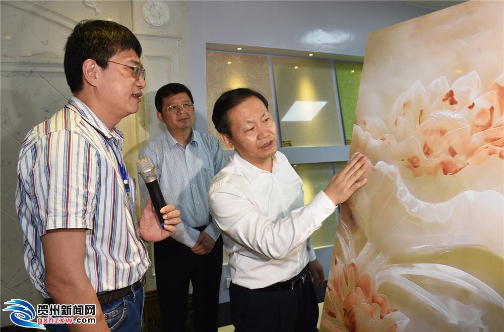 """""""十四阿哥""""东靠谋发展 贺州生产陶瓷佛山营..."""