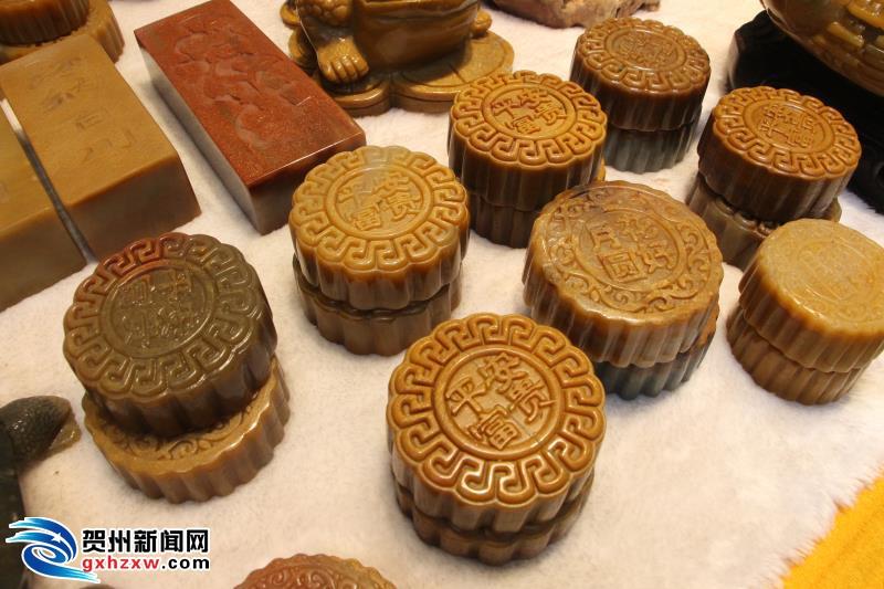 第二届中国(贺州)石材·碳酸钙展览会之五号...