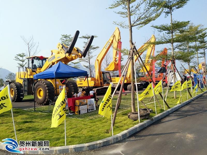 第二届中国(贺州)石材·碳酸钙展览会之六号...