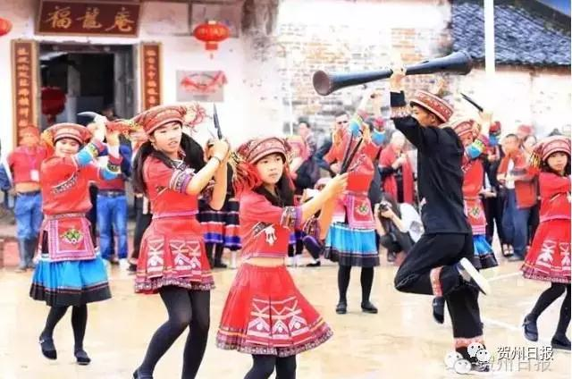 喜讯!富川成功申办第十五届中国瑶族盘王节!
