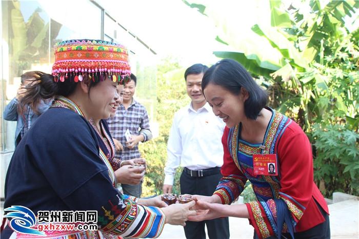 十九大代表杨剑华走进基层,激励群众坚定文化自信