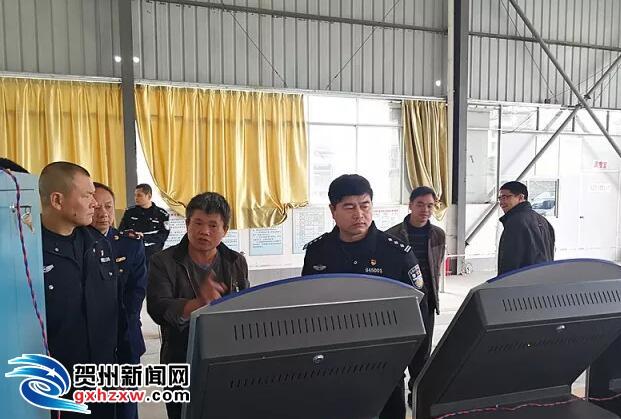 贺州8家车检机构被交警勒令停业整改