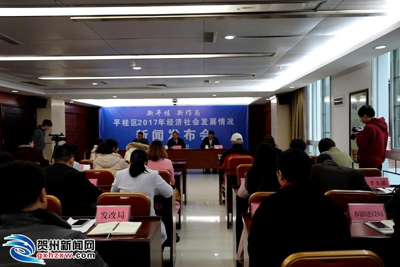 2017年平桂区经济社会发展亮点纷呈
