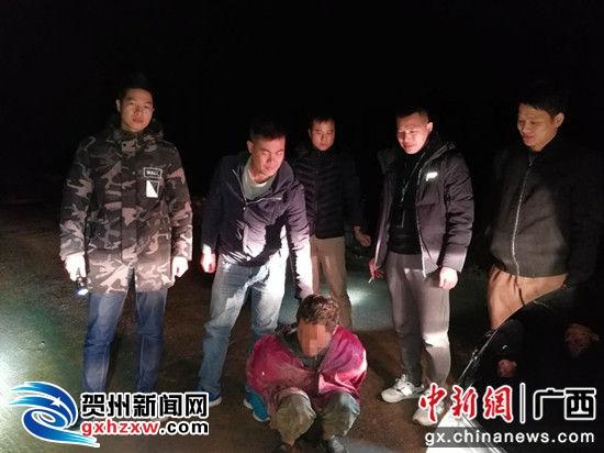 贺州八步分局侦破获多起耕牛被盗案