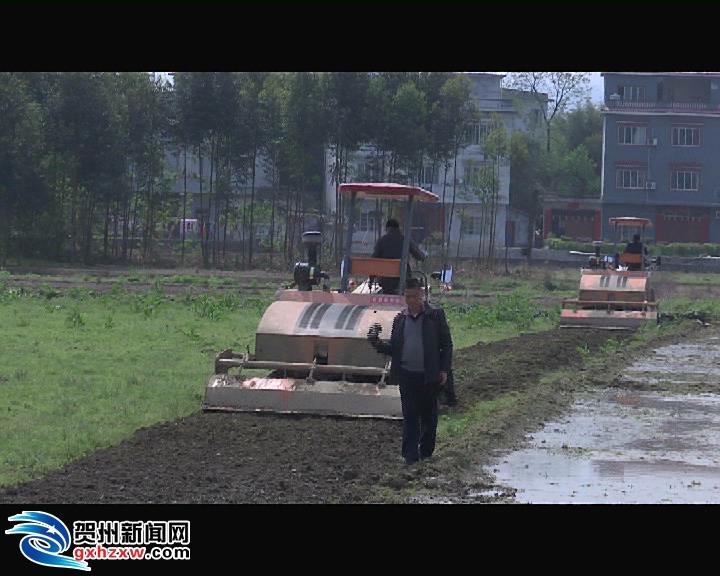 发展农业机械化助力乡村振兴