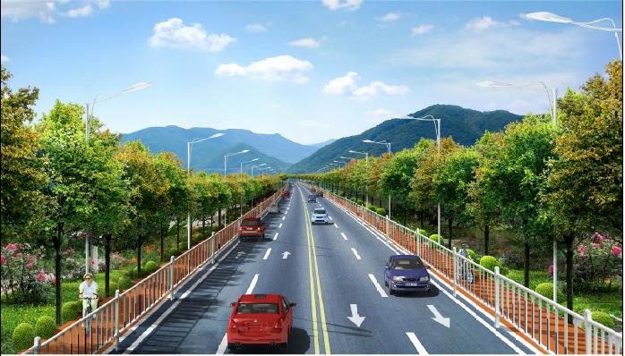 投资近6亿 黄姚产业区路网将全面铺开建设