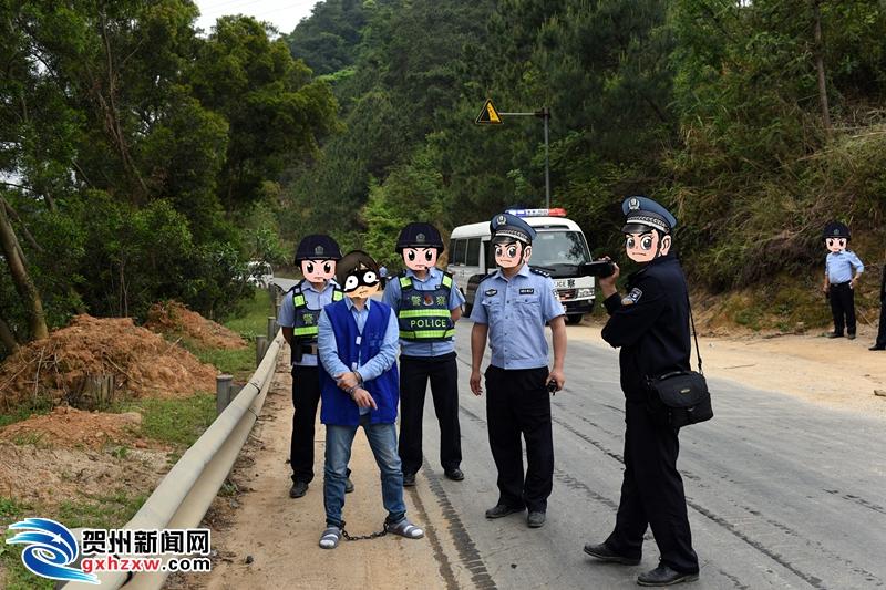 """富川警方14小时神速侦破 """"3.22""""绑架案!"""