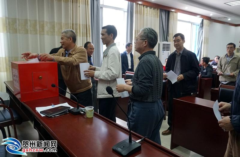 农业局:抓好支委增补换届 推动...