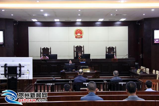 两男子涉嫌犯妨害公务罪案一审开庭