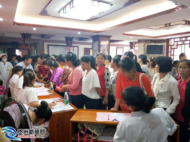 """大宁镇:免费""""两癌""""筛查  关爱妇女健康"""