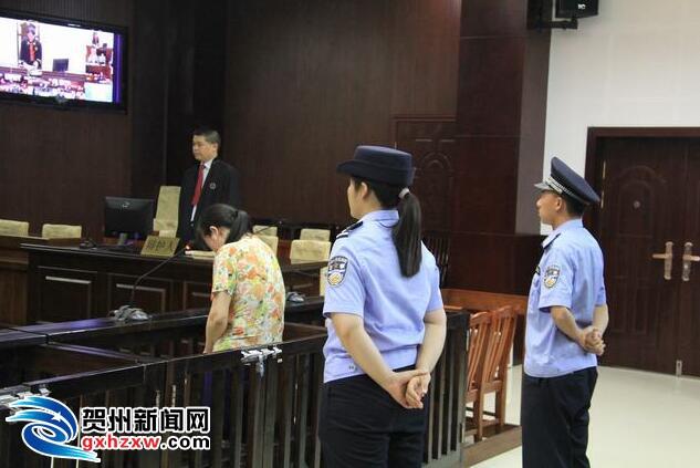 贺州市八步区女子虐童案一审宣判被告人赖某某获刑一年