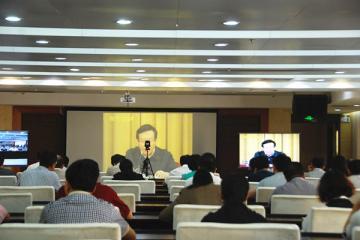 贺州组织收听收看全国社会扶贫工作电视电话会议