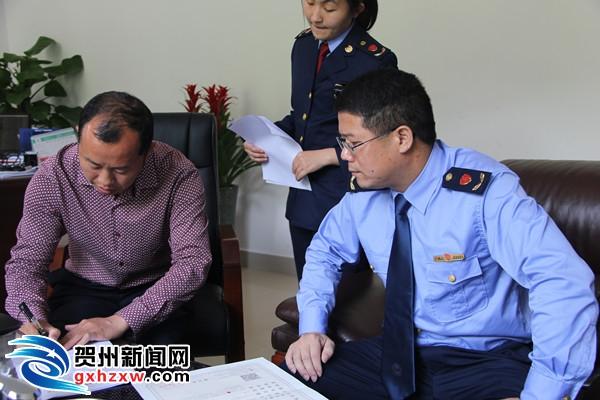 平桂工商:突出重点开展节前旅游市场专项检查