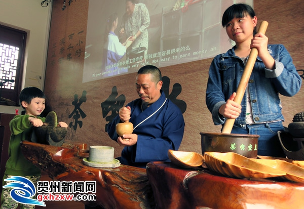 千年古镇  三茶飘香