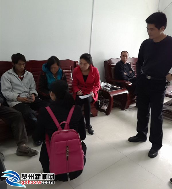 三名越南人自称打工被骗 民警救助送回国