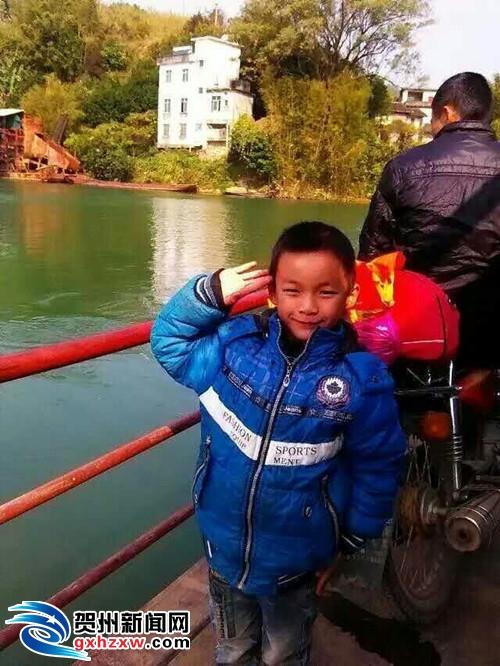 昭平县7岁男孩不幸脑死亡  父母决定捐献其器官让爱延续