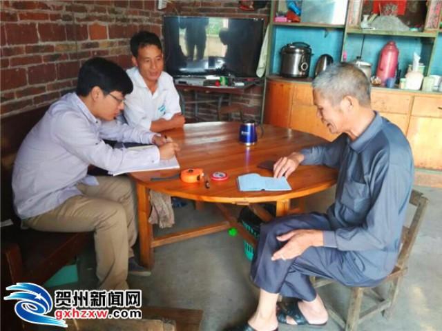 平桂管理区积极做好精准扶贫工作