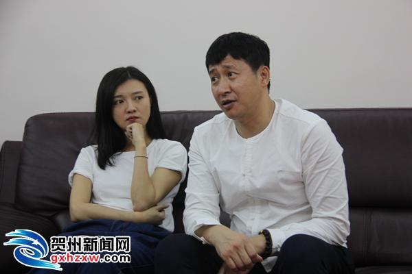 钢七连连长突袭黄姚 原是《股份农民》正式开拍 - 贺州新闻 - 贺州新闻网