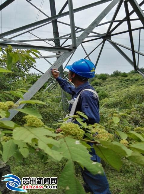 贺州供电局:圆满完成端午节保供电工作
