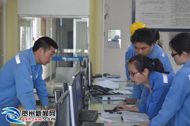 贺州供电局:实战应急演练 为高考护航