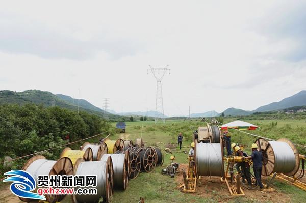 贺州供电局:支持清洁能源发展 服务贺州经济建设