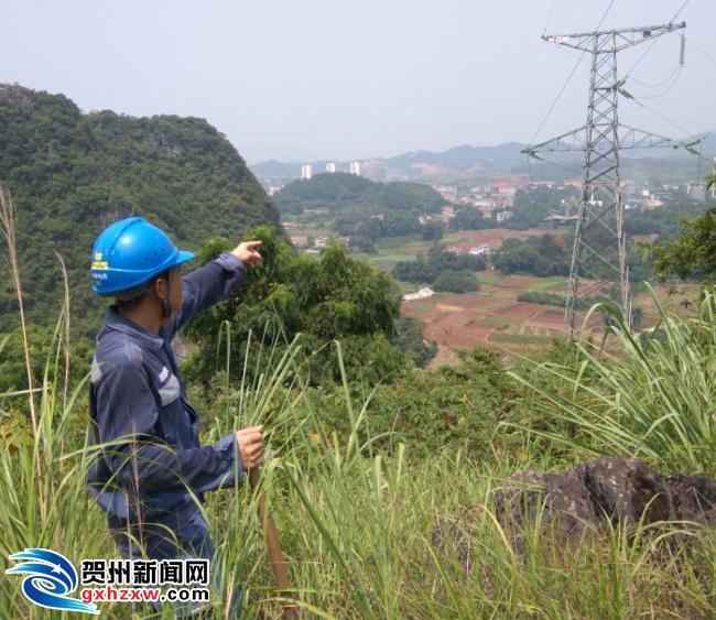 贺州供电局:启动台风Ⅲ级响应 积极防范台风来袭