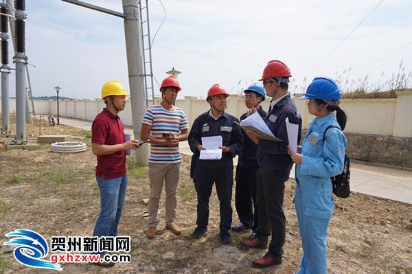 贺州供电局:支持风电清洁能源发展