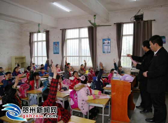 富川法院开展春季校园铁路安全专题宣传活动