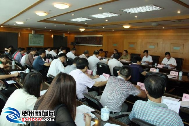 我市党的群众路线教育实践活动领导小组第四次会议召开
