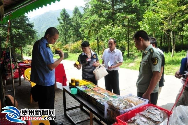 平桂:开展节前旅游安全联合大检查