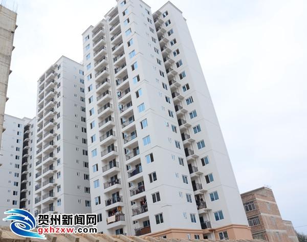 平桂投入4亿余元建设保障住房3323套