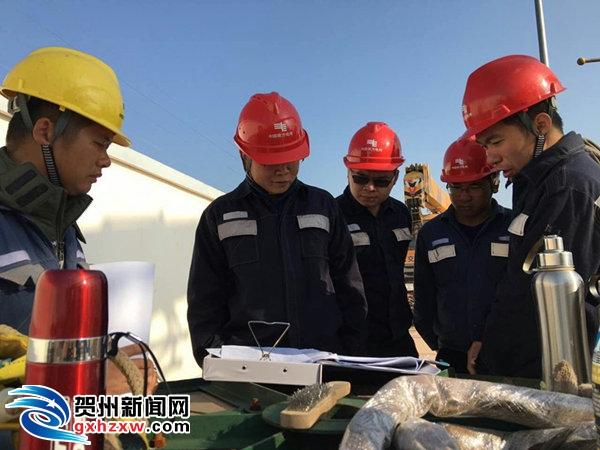贺州供电局:全面抓好岁末年关安全生产