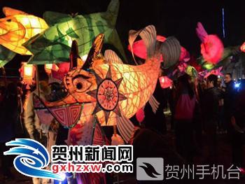 初二黄姚的鱼龙节民俗活动 初三登陆央视CCTV13